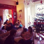 Christmas at The Livingroom