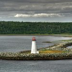 Maugher Beach Lighthouse