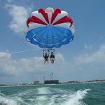 Chute Em Up Parasail