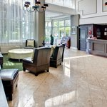 Sandman Hotel Langley Lobby