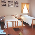 Single beds rooms
