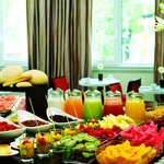  NH Crilln Desayuno Buffet