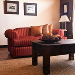  Master Suites sitting area