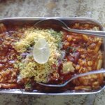 Tasty Misal ...in Tapri..fews steps away from MTDC resort