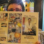  il menu del vero Thami&#39;s !!!