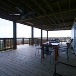 400 Building Spacious Shared Deck