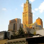 Woolworth Building - View from my window