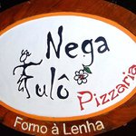 Placa da Nega Fulô PIzzaria