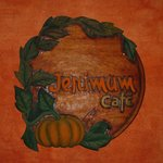 Placa do Jerimum Café