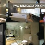 2bedroom Designer Suite 100 sqm