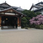  Nara hotel front entrance