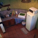  Kitchen in bungalow