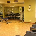 work out room