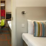  Interconnecting rooms available for family stays
