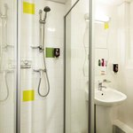  All rooms have a fresh modern and clean shower room
