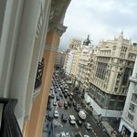  Gran Via from my window