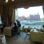  Sumptuous breakfast with Red Square view