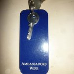 Ambassadors Wife Room Key