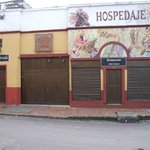 A great hostel, I spent many months there, quiet & friendly. Luz is the manageress, a great pers
