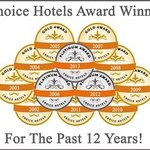  Hotel Awards