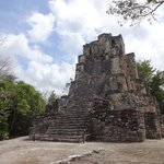  Mayan Ruin in Sian Ka&#39;an