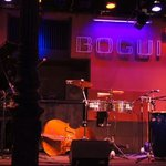 Stage at Bogui Jazz