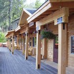 North Cascades Lodge at Stehekinの写真