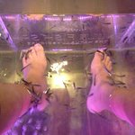  Fish spa costs 295 nok for 20 minutes