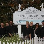 Foto de River Rock Inn