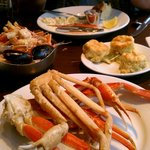  Yummy Crablegs!