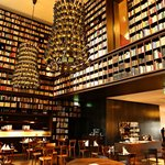  library at B2 hotel