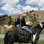  horse riding on 5,200 acres