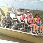 Captain Fred's Airboat Nature Tours