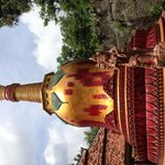 Buddhist temple Banjar