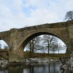 The bridge in Kirkby Lonsdale