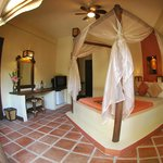  Romantic deluxe double room at Reef Retreat