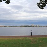 View of Swan River, just a short walk away