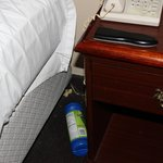 house keeping for got to clean under the bed