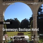 Greenways Hotel