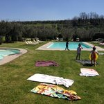  le due piscine
