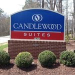 Candlewood Suites Richmond Airport resmi
