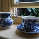 lovely coffee/tea set