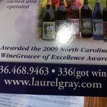 Laurel Gray Vineyard & Winery