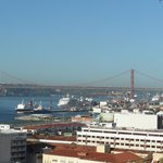 Oasis backpackers Lisboa view