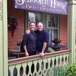 Foto de The Schooler House Bed & Breakfast