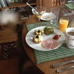 Foto de Mettawas-End Bed and Breakfast