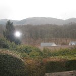  View from our window. Craigatin.