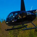 SKY Helicopters in Squamish BC at SKY FlyZone