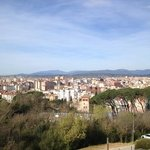  Girona from the Marriot terrace