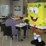  Desayunos con Bob Esponja